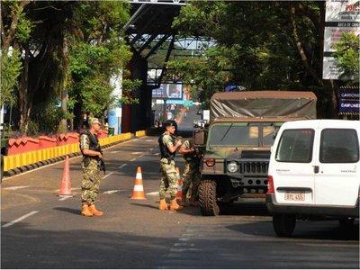 Paraguay rechaza ingreso de casi 2.000 extranjeros en primer día de cierre de fronteras