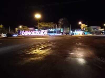 Primera noche de restricción tuvo elevado acatamiento en Concepción