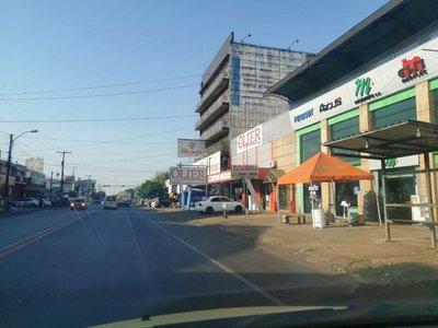 Locales comerciales abiertos en sectores barriales de CDE