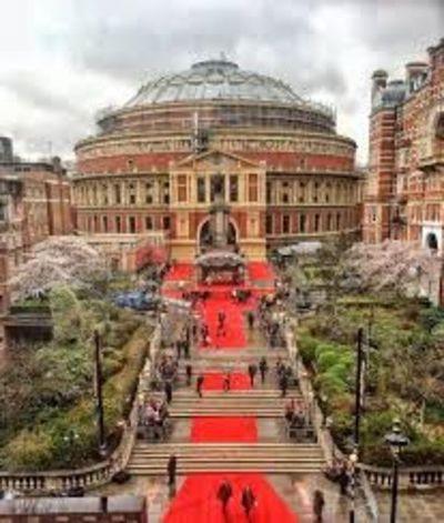Cierra el Royal Albert Hall de Londres por el coronavirus