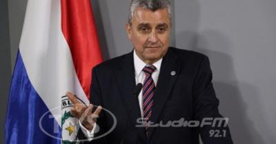 Tras presencia de Villamayor en el Palacio, Salud hará monitoreo a periodistas y funcionarios