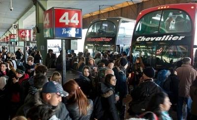 HOY / Argentina suspende los vuelos internos, trenes y buses de larga distancia