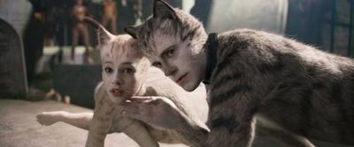"""HOY / """"Cats"""" arrasa en los Premios Razzie a las peores películas del año"""