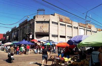 Mercado de Luque estará cerrado por coronavirus •