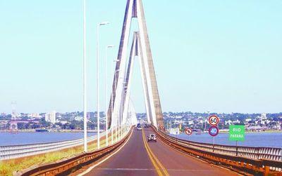 Aduanas garantiza flujo comercial por pasos de frontera habilitados