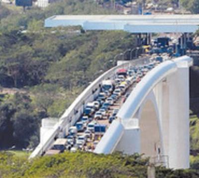 Coronavirus: Prohíben tránsito de personas en Puente de la Amistad