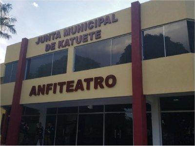 Rechazan balance anual del intendente de Katueté