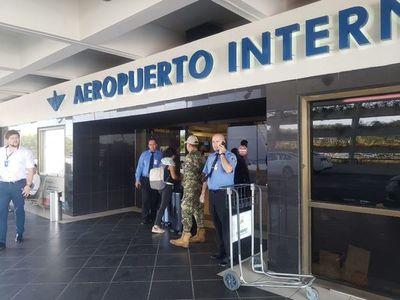 Covid-19: extranjeros no residentes en el país no podrán ingresar por aeropuertos