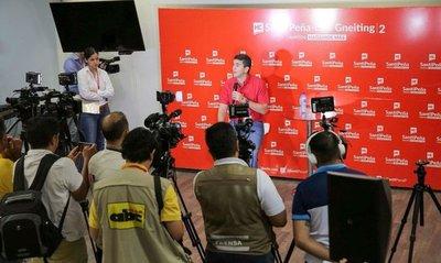 """Peña reconoce su derrota: """"Hemos dejado todo en la cancha"""""""