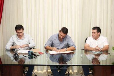 La ANR y HC Innovations firmaron un convenio para becar a jóvenes a Israel