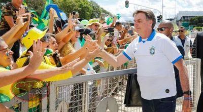 Bolsonaro dice que hay