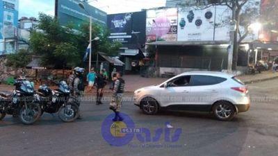 Covid-19: Cuatro detenidos por no respetar el horario restringido en Alto Paraná