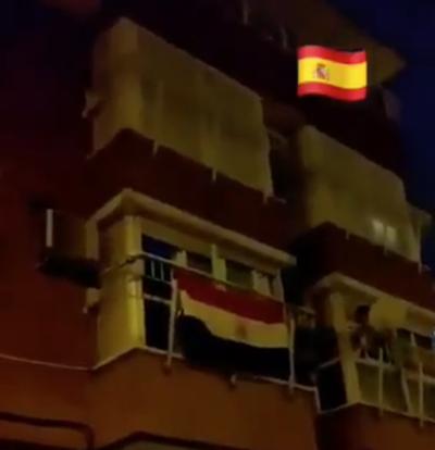 HOY / Emotiva despedida en España al paraguayo fallecido por COVID-19