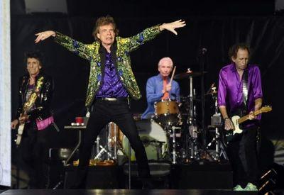 Coronavirus pospone gira de Los Rolling Stones