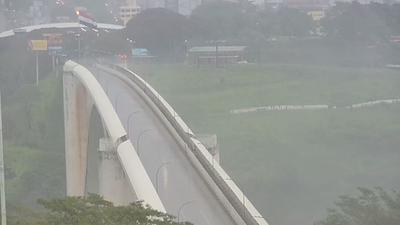 Cierran de forma intermitente Puente de la Amistad con apoyo militar