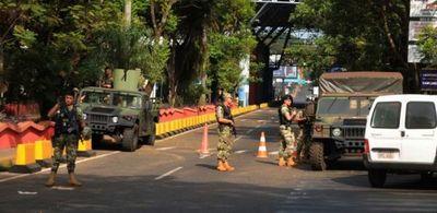 Control fronterizo en PJC y Punta Porã...