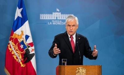 HOY / Chile decreta estado de excepción para afrontar el COVID-19