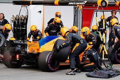 Mecánico de McLaren se cura del nuevo coronavirus