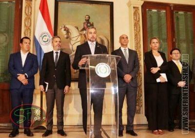 """""""Vamos a prepararnos para lo peor"""": El duro mensaje de Abdo Benítez"""