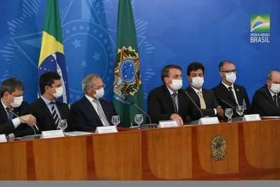 Giro de Jair Bolsonaro: pide al Congreso que declare la «calamidad pública»