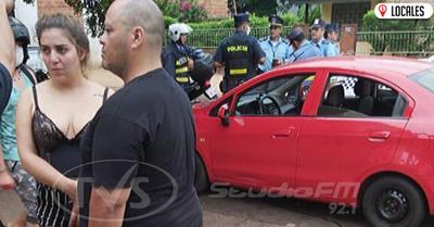 Hombre alcoholizado intentó ingresar hasta el Hospital Regional de Encarnación