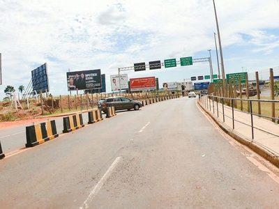 Cierran la frontera con el Brasil en Salto del Guairá