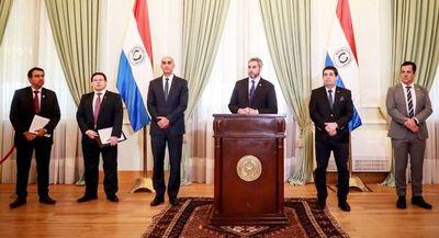 Viceministro de Tributación resalta los cinco puntos más importantes del plan de contingencia