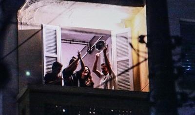 Coronavirus: Brasileños repudian con cacerolazos negligencia de Bolsonaro