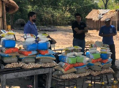 Gobierno inicia entrega de ayuda alimentaria a sectores vulnerables