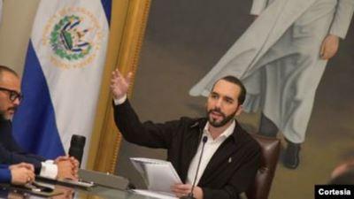 Presidente Bukele anuncia primer caso de COVID-19 en El Salvador