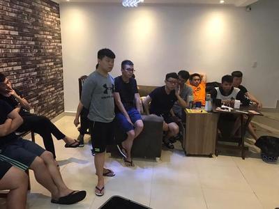 Supuesto robo a taiwaneses habría ocurrido antes del allanamiento, sospecha fiscala