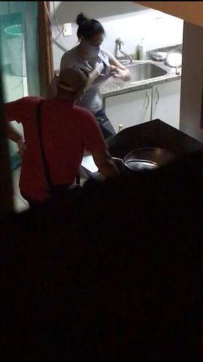 |VIDEO| Seis policías acusados de robo durante operativo