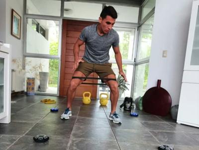"""""""Estoy cansado de esto"""", dijo Junior Alonso sobre el viral reto del papel higiénico"""