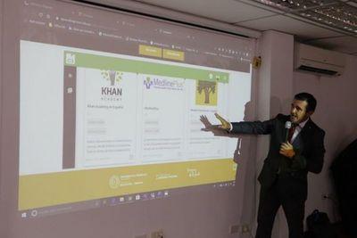 MEC presenta plataforma virtual de enseñanza