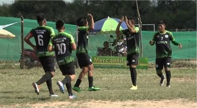 Atlético Trébol, el equipo que llegó a la Copa Paraguay con jugadores que aman la camiseta y a su comunidad