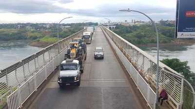 Finalmente, Brasil cerró sus fronteras para evitar el ingreso del Covid-19