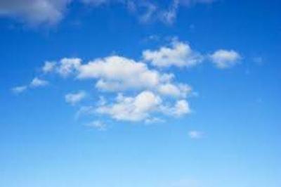 Hoy, lluvias en el norte y buen clima durante fin de semana
