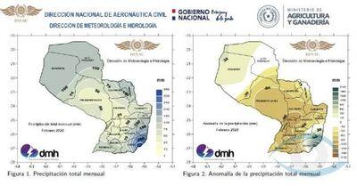 MAG informa sobre previsión del clima en los próximos tres meses