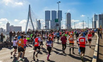 El maratón de Róterdam se traslada a octubre