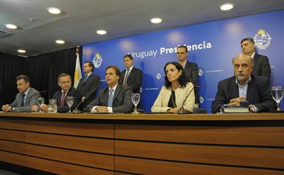 Gobierno uruguayo anuncia apoyo económico a empresas por impacto de Covid-19