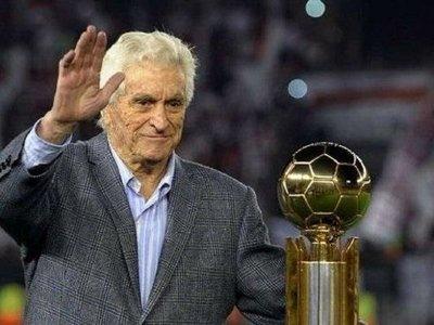 Falleció Amadeo Carrizo, legendario arquero argentino y de River Plate