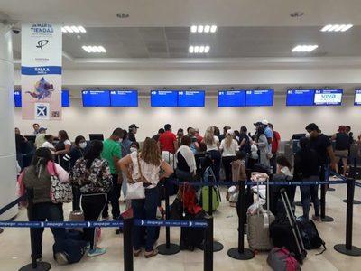 Unos 28 compatriotas se encuentran varados en Perú y esperan retornar