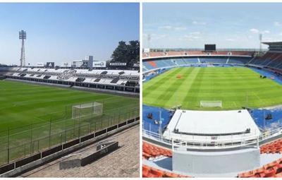 Olimpia y Cerro Porteño ponen sus instalaciones a disposición del Ministerio de Salud