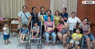 Asociación Cuidando Ángeles de Encarnación apelan a la solidaridad de la ciudadanía
