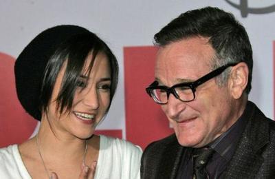 Hija de Robin Williams encontró un conmovedor recuerdo de su padre durante la cuarentena