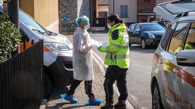 Coronavirus: Italia rompe récord al registrar 627 muertes en un día