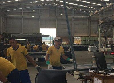 Decenas de obreros temen quedar sin empleo en Carapeguá