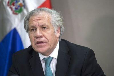 Luis Almagro fue reelecto como secretario general de la OEA