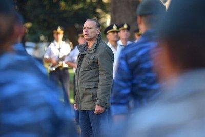 Coronavirus en Argentina: Sergio Berni lloró al pedirle a la policía que haga respetar la cuarentena total