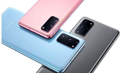 Samsung inicia venta del Galaxy S20